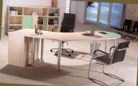 办公家具|主管桌07