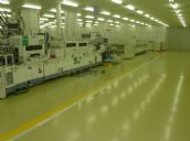 工业厂房装饰设计|生产车间效果图