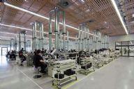 工厂装饰|生产车间效果图