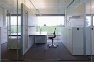 办公楼装潢设计|办公隔断效果图