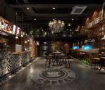 室内广东11选5走势图下载|网吧咖啡厅设计效果图