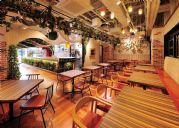 室内装饰|网吧咖啡厅设计案例