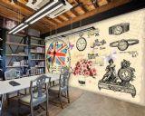 室内装潢|网吧咖啡厅设计效果图